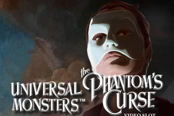 Universal Monsters: The Phantom's Curse Video Slot