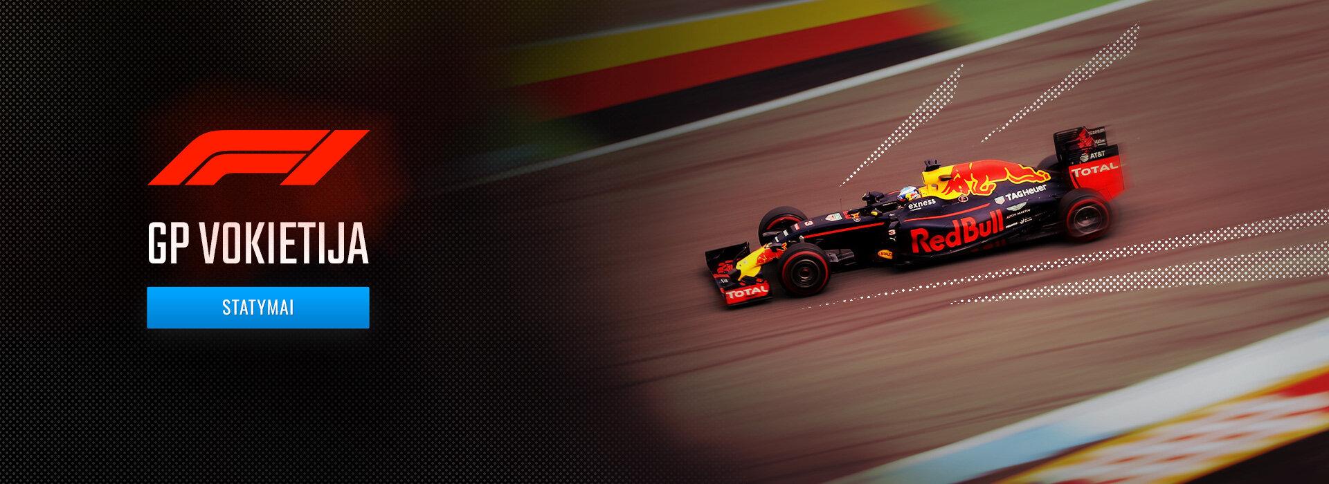 Formule 1 Vokietija
