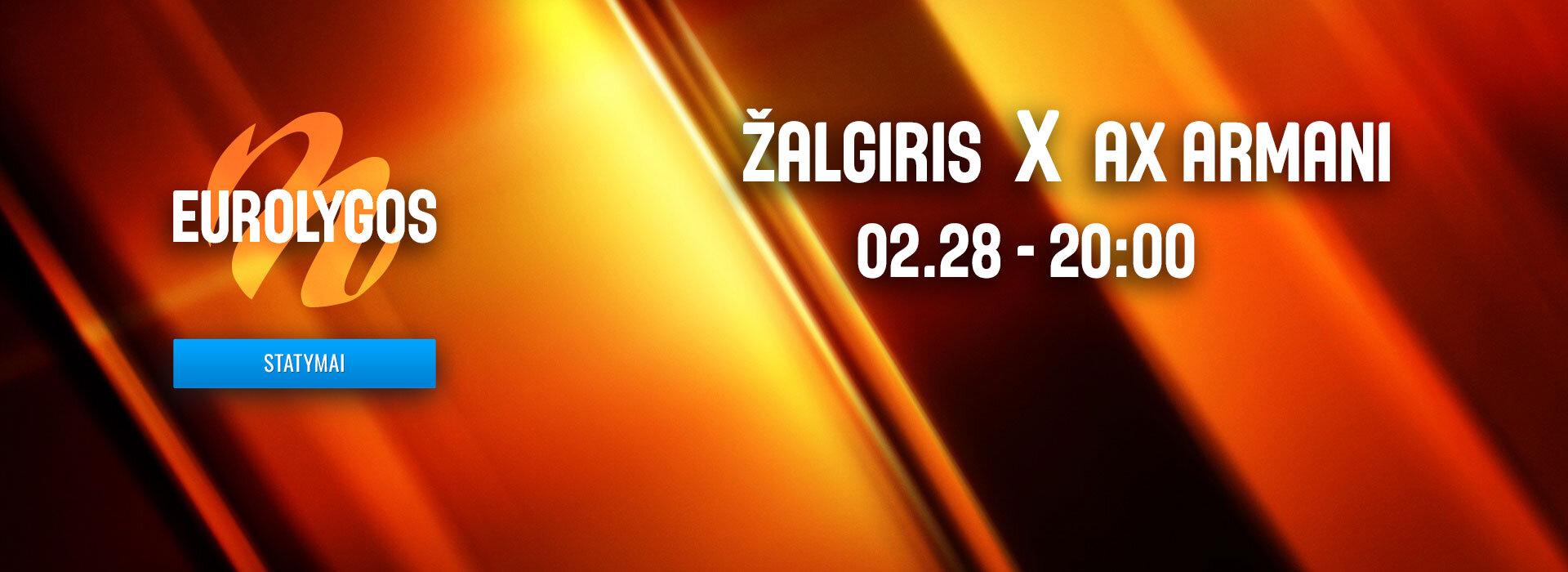 EUROLYGA_Zalgiris