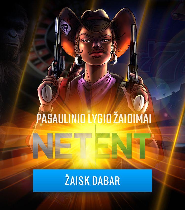NETent 2