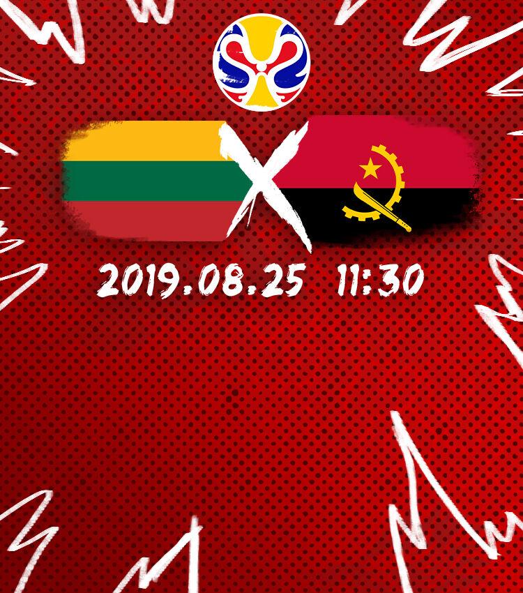 Lietuva - Angola