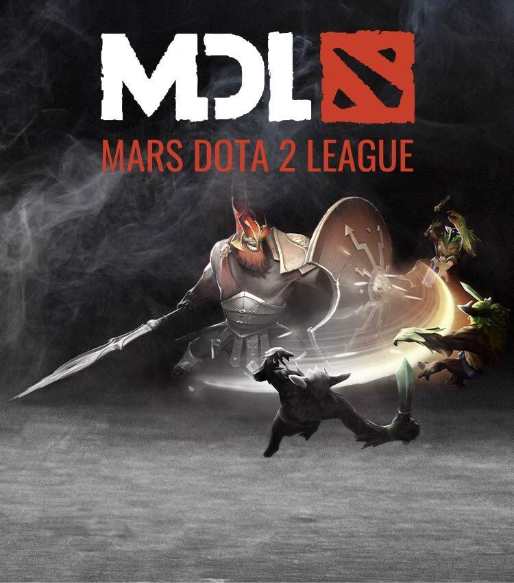 Dota 2 Mars