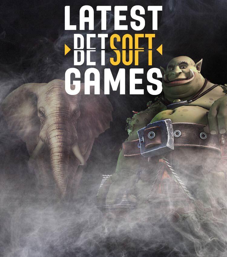 Betsoft new games