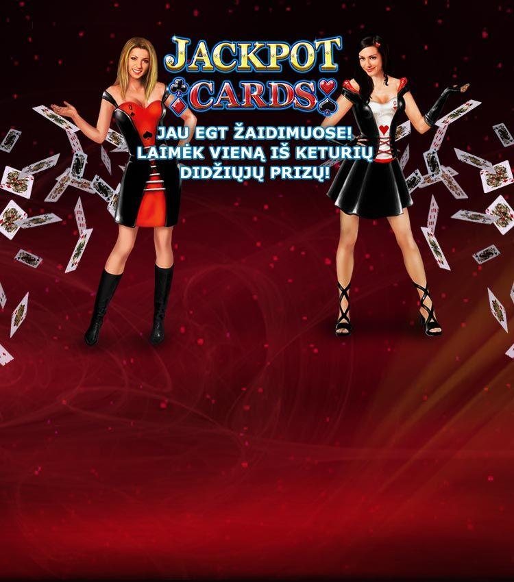 EGT Jackpot Cards