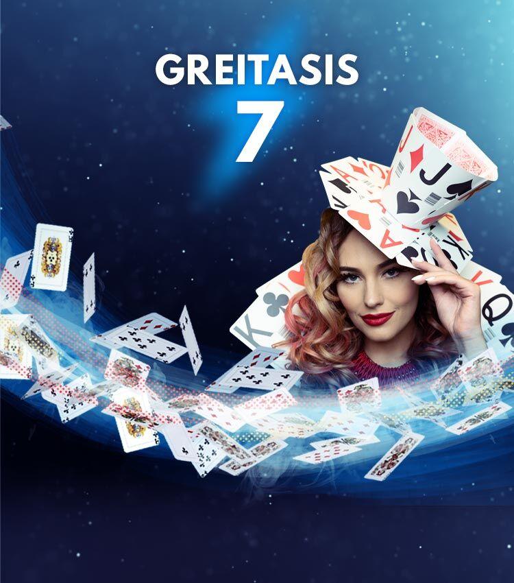 Betgames Greitasis 7