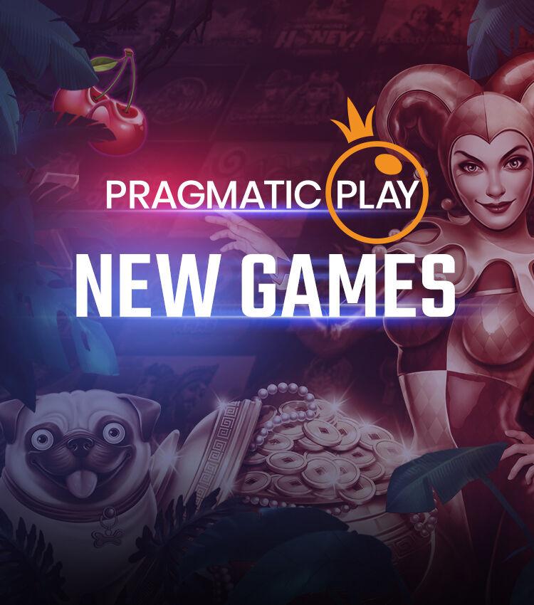 PragmaticPlay NEW games ENG