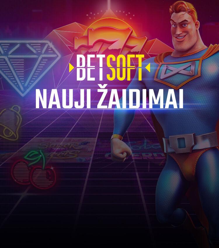 Betsoft 7 Nauji