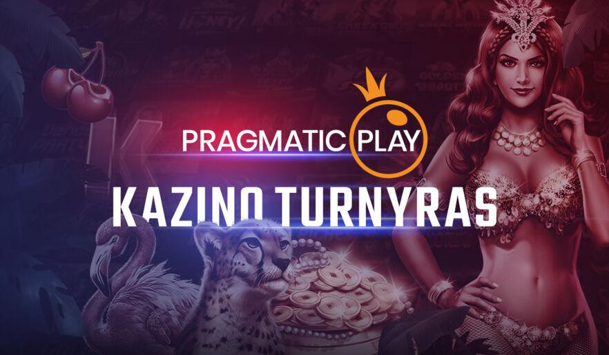 Pragmaticplay turnyras 2 savaitė