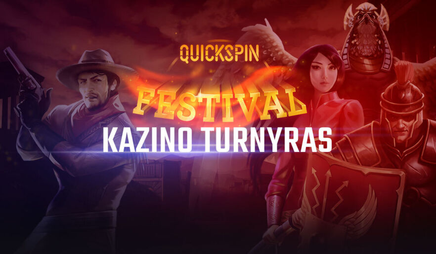 Quickspin turnyrų festivalis