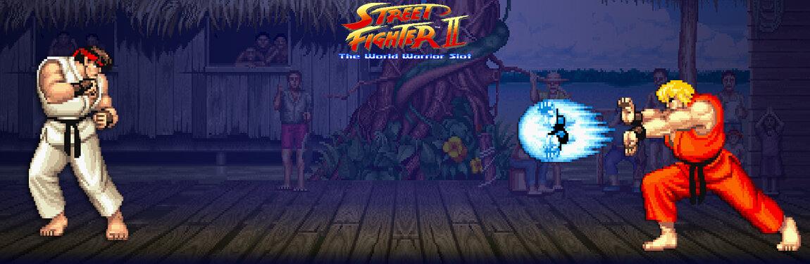 <span style='color: #f9d901'>NAUJAS!</span> Populiarus ir nostalgiškas Street Fighter II