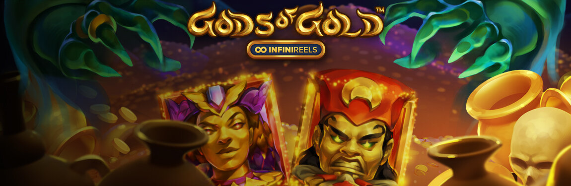 <span style='color: #f9d901'>NETENT CASINO SLOT</span> Step inside and discover the long lost treasure of a long-forgotten King
